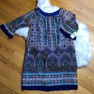 Any occasion boho dress NWT ladies 12